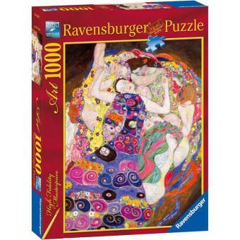 Puzzle Gustav Klimt: A Virgem - 1000 Peças
