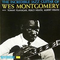 The Incredible Jazz Guitar of Wes Montgomery - CD