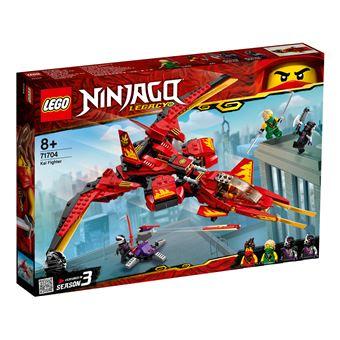 LEGO Ninjago 71704 Avião De Caça De Kai