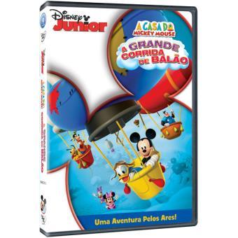 A Casa do Mickey Mouse: A Grande Corrida de Balão