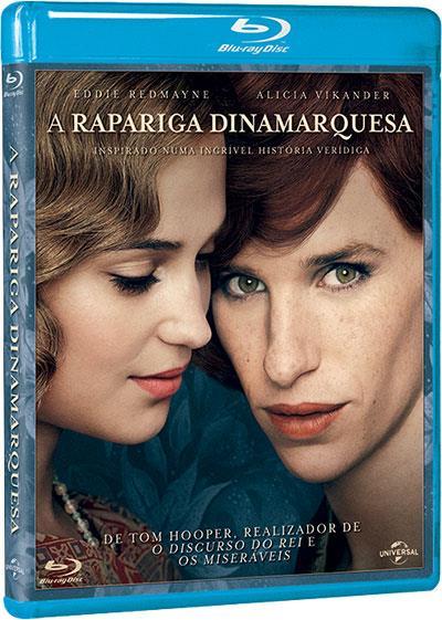 A Rapariga Dinamarquesa Trailer