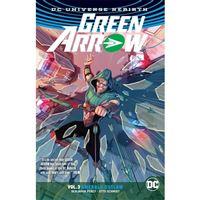 Green arrow tp vol 3 (rebirth)