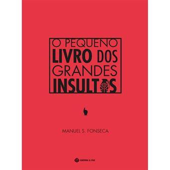 O Pequeno Livro dos Grandes Insultos