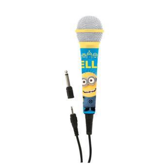 Microfone Minions - Lexibook