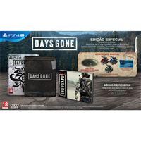 Days Gone - Edição Especial - PS4