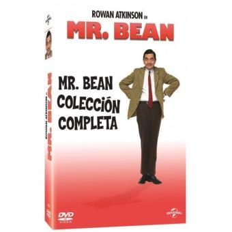 Mr. Bean (Pack Temporadas 1-4)