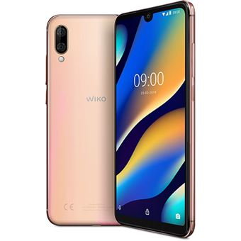 Smartphone Wiko View3 Lite - 32GB - Blush Gold