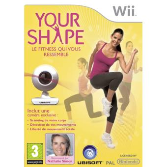 Your Shape + Câmara Wii