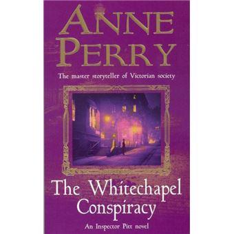 The Whitechapel Conspiracy (Thomas Pitt Mystery, Book 21)