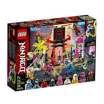 LEGO NINJAGO 71708 Mercado dos Jogadores