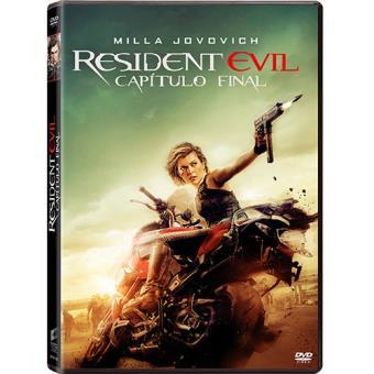 Resident Evil: Capítulo Final (DVD)