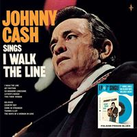 I Walk The Line + 7 Inch Colored Single - CD