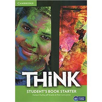 Think English A1 - Student's Book Starter