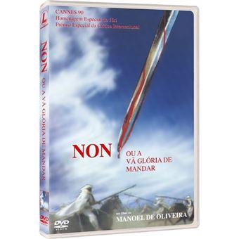 Non, ou a Vã Glória de Mandar - DVD