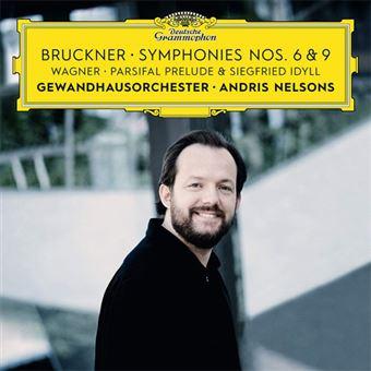 Bruckner: Symphonies Nos. 6 & 9, Wagner - 2CD