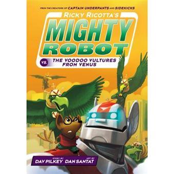 Ricky ricotta's mighty robot vs the