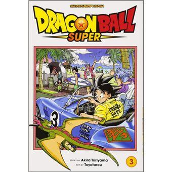 Dragon Ball Super - Book 3