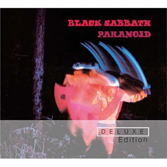 Paranoid (Deluxe Edition 2CD+DVD)
