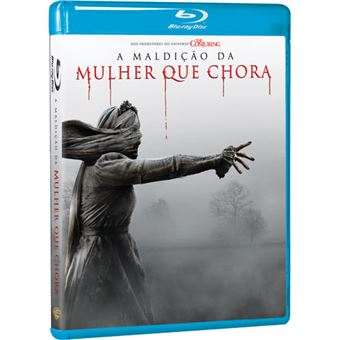 A Maldição da Mulher que Chora - Blu-ray