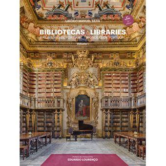 Bibliotecas: Maravilhas de Portugal - Livro 1