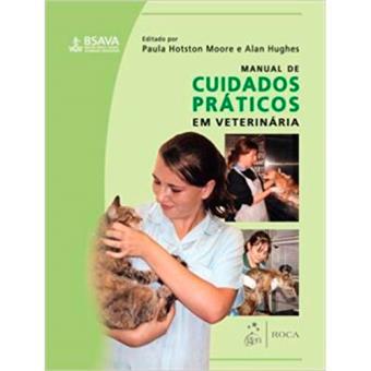 BSAVA Manual de Cuidados Práticos em Veterinária