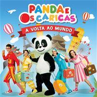 Panda e os Caricas - A Volta ao Mundo - CD + DVD