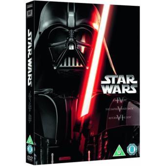 Star Wars: The Original Trilogy (Episodes IV-VI)