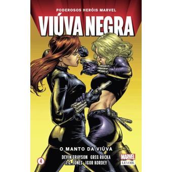 Viuva Negra: O Manto da Viúva