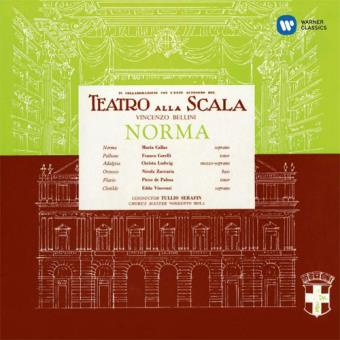 Bellini: Norma - CD