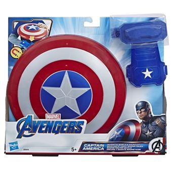 Avengers Captain America Magnetic Shield & Gauntlet - Hasbro