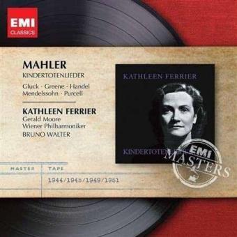 Mahler | Kindertotenlieder