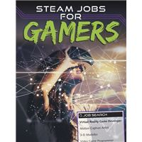 Steam jobs for gamers