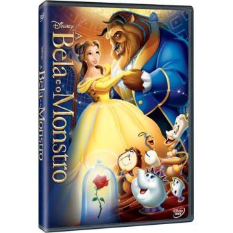 A Bela e o Monstro (DVD)