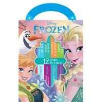 Frozen - 12 Livros em Cartão