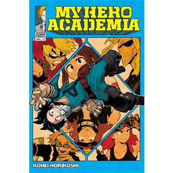 My Hero Academia - Book 12