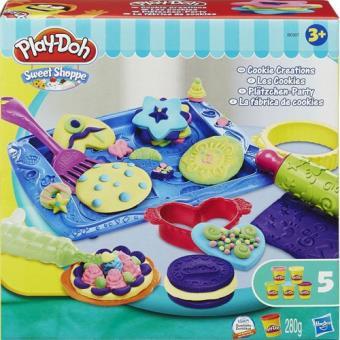 Play-Doh Fábrica de Bolos - Hasbro