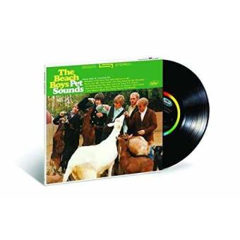 Pet Sounds (180g) (stereo) (50th Anniversary)