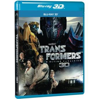 Transformers 5: O Último Cavaleiro (Blu-ray 3D)