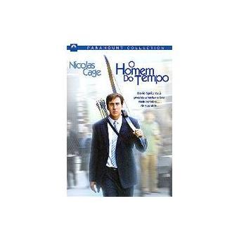 O Homem do Tempo - DVD