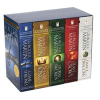 Game of Thrones: A Song of Ice and Fire Box Set