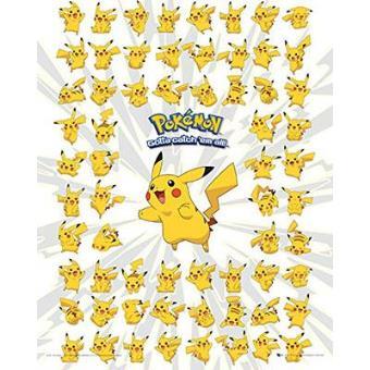 "Pokémon - Mini Poster ""Pikachu"""