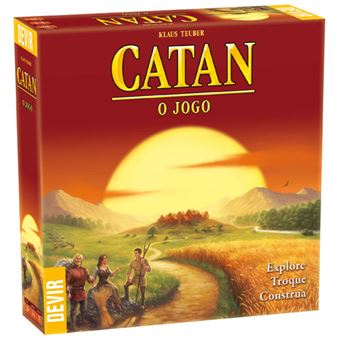 Catan - O Jogo