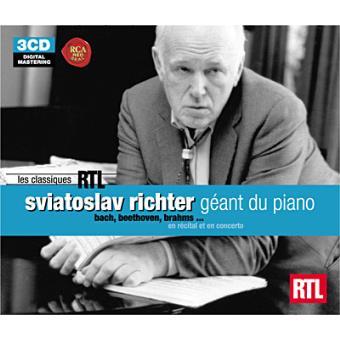 Sviatoslav Richter: Géant du Piano
