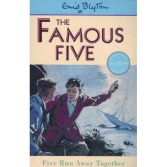 Famous Five - Five Run Away Together - Book 3