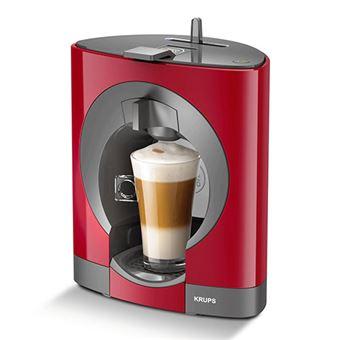 Máquina de Café Krups Dolce Gusto Oblo - Vermelho