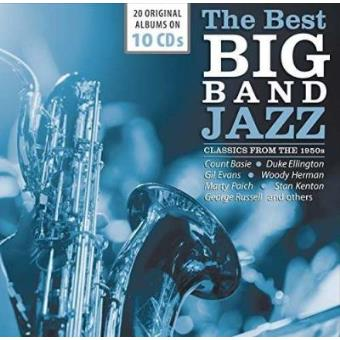 The Best Big Band Jazz | Classics From The 1950s (10CD)