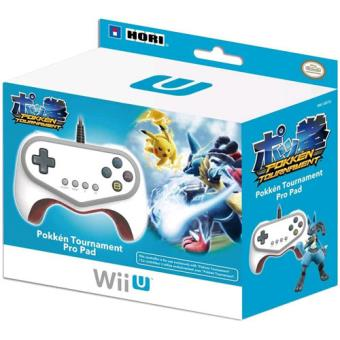 Hori Pokken Tournament Pro Pad Limited Edition Controller - Nintendo Wii U