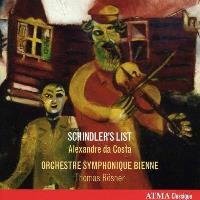 """John Williams: Suite """"Schindler's List"""" für Violine & Orchester"""
