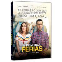 As Primeiras Férias - DVD