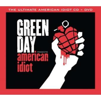 The Ultimate American Idiot (CD+DVD)